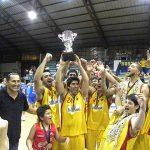 Español de Talca se corona campeón de la Liga Nacional de Básquetbol 2012-2013