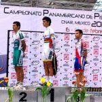 Pablo Seisdedos logra medalla de bronce en el Omnium del Panamericano de Ciclismo en Pista