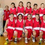 Finaliza el Nacional Femenino de Básquetbol Sub 15 con Valdivia como campeonas
