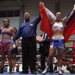 Carolina Rodríguez es la nueva campeona latinoamericana peso gallo de la AMB