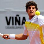 Christián Garín avanza a segunda ronda del Challenger Cachantún Cup