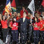 Santiago 2014 lanzó su campaña publicitaria a 1 año de los Juegos Sudamericanos