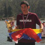 Brasil y Venezuela triunfan en los 7,5 kilómetros de aguas abiertas del Sudamericano Juvenil de Deportes Acuáticos