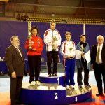Yeny Contreras obtiene medalla de plata en el Open de Holanda