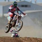 Benjamín Herrera lidera su categoría en el mundial de moto Enduro