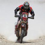 Jeremías Israel anuncia que no participará en el Dakar 2017