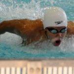 Chile clasifica a nueve finales en natación del Sudamericano Juvenil de Deportes Acuáticos