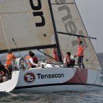 """Yate """"Tensacon"""" ganó la Regata Higuerillas - Robinson Crusoe"""