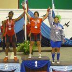 La temuquense Constanza Valle estará en el torneo mundial de pesas de Uzbekistan