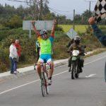Fernando Sepúlveda se adueñó del primer lugar de la categoría intermedia en Nacional de Ciclismo