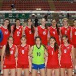 Selección Femenina Sub-20 de Volley se prepara en Perú para la Copa Panamericana