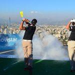 El Chile Classic 2013 fue presentado desde las alturas
