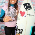 Jessica Anderson logra el tetracampeonato del Torneo Baby-G Sirenas
