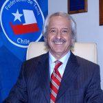 José Hinzpeter es reelecto como presidente de la Federación de Tenis hasta el 2016
