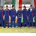Selección Menor de Voleyball Masculino comienza su gira por Europa