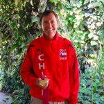 Velerista Alberto González es el primer chileno clasificado a los Juegos de Santiago 2014