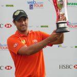 Benjamín Alvarado se coronó campeón del Brasil Classic