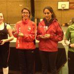 Caterin Bravo logra medalla de oro en torneo satélite de esgrima en Newcastle