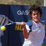 Cuatro tenistas nacionales avanzaron a la segunda ronda del Futuro Chile 2