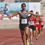 Iván López logra medalla de bronce en nueva fecha del Grand Prix Sudamericano de Atletismo