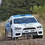 Ramón Torres gana la primera jornada de la fecha inaugural del Rally Mobil