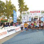 """Pablo Mena y Valeska Aymani ganaron la """"Media Maratón de Casablanca"""""""