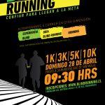 Este domingo se llevará a cabo la quinta versión de la Blind Running en San Miguel