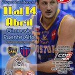 Hexagonal de básquetbol internacional reunirá a clubes chilenos y argentinos en Puente Alto