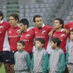 Selección Chilena de Rugby ya se encuentra en Uruguay para jugar ante los locales y Argentina