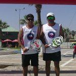 Con masiva asistencia se desarrolló la primera etapa del Segundo Torneo Nacional de Tenis Playa Arica 2013