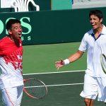 Chile gana 2-1 la serie de Copa Davis ante Ecuador tras triunfo en el dobles