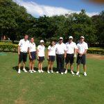 Chile marcha segundo en varones y octavo en damas en el Sudamericano Juvenil de Golf