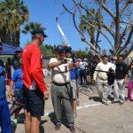 El tiro con arco contará con una nueva cancha de entrenamiento en Arica