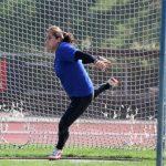Karen Gallardo competirá este sábado en el Grand Prix Sudamericano de Atletismo Justo Román