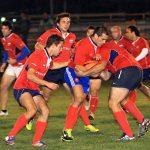 Selección Chilena de Rugby afina su estrategia para enfrentar a Brasil en Temuco