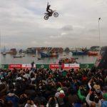 Más de 3 mil personas disfrutaron del Redbull X-Fighters Jams en Talcahuano