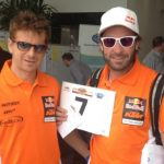 """Chaleco"" López abrirá ruta en primera etapa del Rally de Qatar"