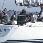 Yates Aquiles II y Patagonia ganaron en penúltima fecha del Nacional Oceánico