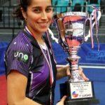 Felipe Olivares y Paulina Vega participarán en la Copa Latinoamericana ITTF 2013