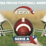 Comienza la temporada 2013 de la Liga Chilena de Football Americano
