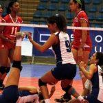 Chile sufre derrota ante Puerto Rico por la Copa Panamericana de Volleyball Femenino U18