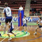 Selección Menor de Volleyball Masculino logra el quinto puesto del Memorial Ferruccio Cornacchia 2013