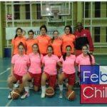 Selección Chilena de Básquetbol Femenino ganó el cuadrangular de la Universidad de las Américas