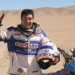 Esteban Smith se quedó con la segunda etapa del rally Desafío del Desierto