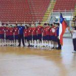Chile se quedó con el cuarto lugar del Panamericano Juvenil Masculino de Handball