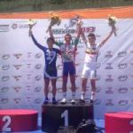 José Luis Rodríguez gana el oro en la categoría sub 23 del Panamericano de Ciclismo en Ruta