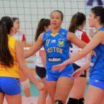Boston College perdió en su estreno por el Sudamericano Femenino de Clubes Campeones