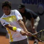 Christian Garín no podrá jugar el torneo ATP de Bastad debido a una lesión