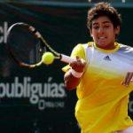 Jorge Aguilar y Christian Garín se enfrentarán en octavos de final del Futuro 10 de Italia