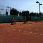 Chile tropieza ante España en jornada inaugural del Mundial de Tenis en Silla de Ruedas